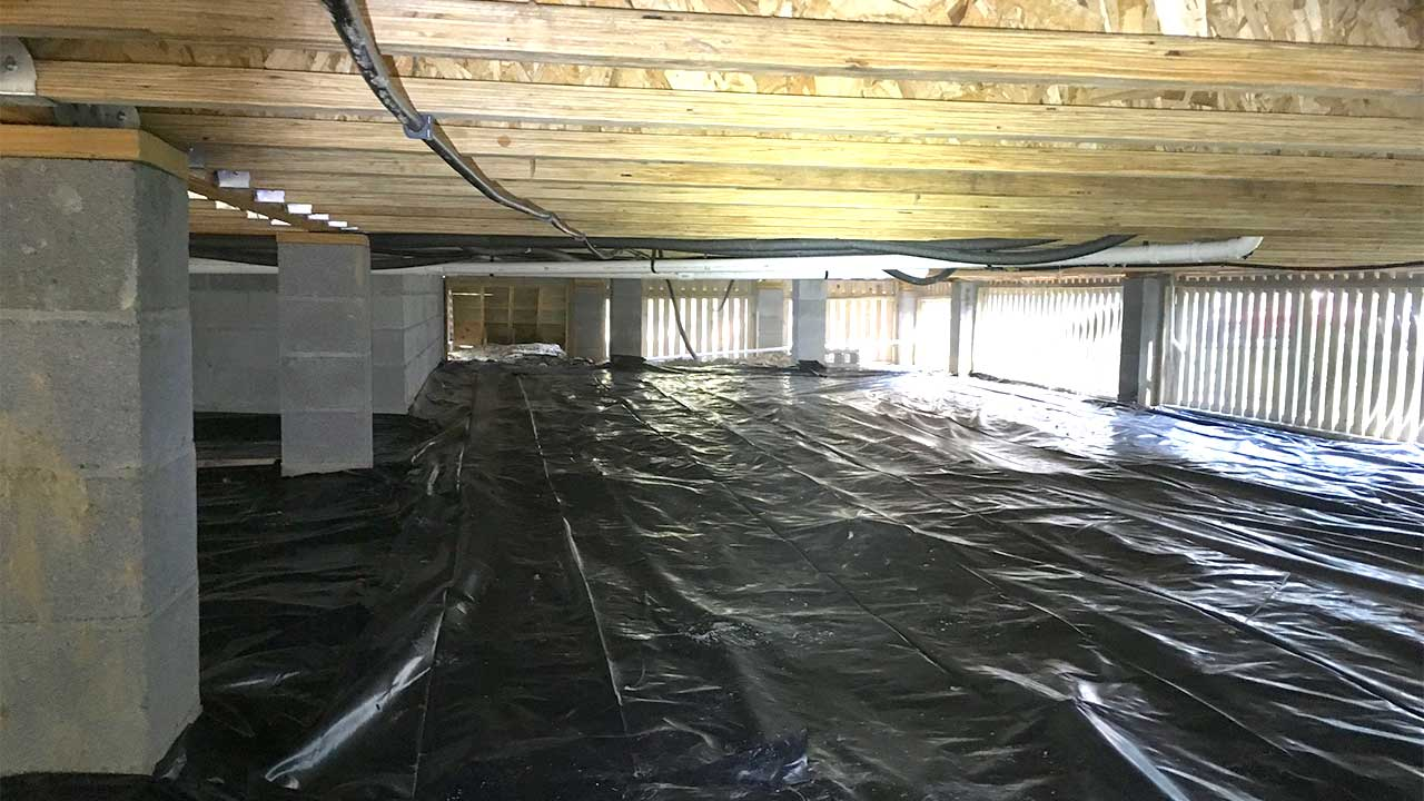 Crawlspaces – To insulate or not to insulate?